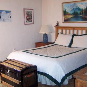 Christmas Mountain Resort — - Unit Master Bedroom