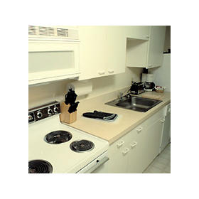WorldMark SurfSide Inn — - Unit Kitchen