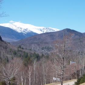 Christmas Mountain Resort — - View From Unit