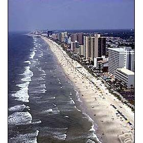 Myrtle Beach, The Grand Strand