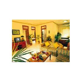 Jimbaran Hills Resort - Unit Living Area