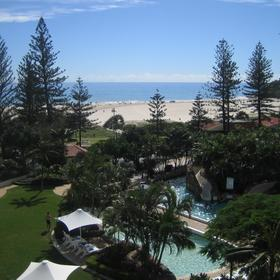 Calypso Plaza Coolangatta - View From Unit