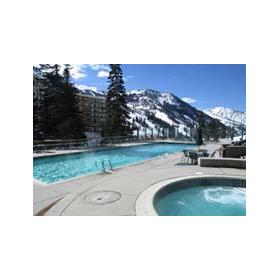 The Cliff Club at Snowbird — - Pool