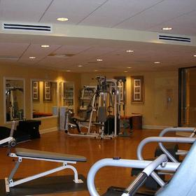 Hilton Grand Vacations Resort on the Boulevard Fitness Center