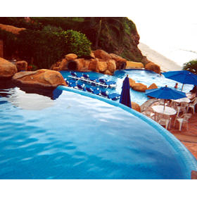 Pools at Rancho Banderas Vacation Villas
