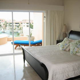 Porto Bello Marina & Villas — - Unit Bedroom