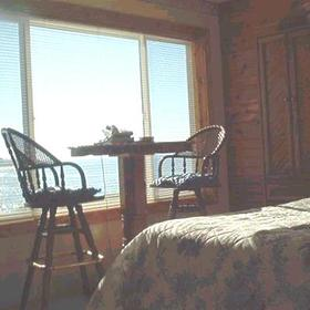 The Harbor at Depoe Bay - Unit Bedroom