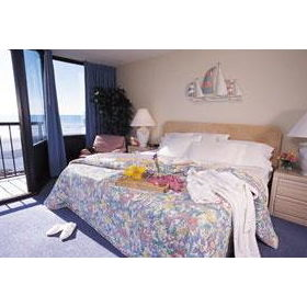 Peppertree Ocean Club - Unit Bedroom