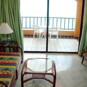 Cozumel Palace - Unit Living Area