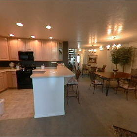 WorldMark Midway — Kitchen and Dining Area
