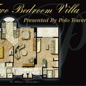 The Villas at Polo Towers — - Unit Floor Plan