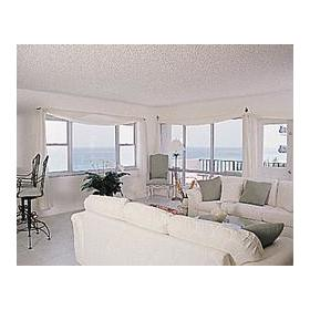 Solara Surfside - Unit Living Area