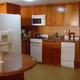 La Cabana Beach Resort & Casino - Unit Kitchen