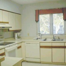 Brigantine Quarters — - Unit Kitchen