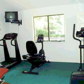 The Carolina Club - Exercise Facility