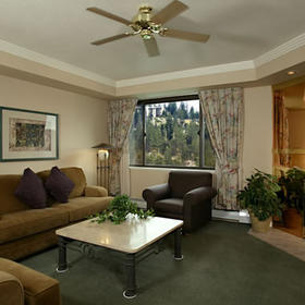The Ridge Tahoe - Unit Living Area