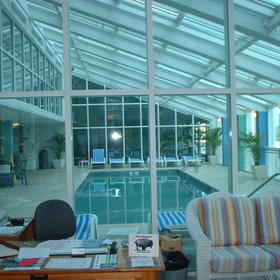 Shore Crest Vacation Villas II — indoor pool