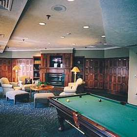 Varsity Clubs of America - South Bend Chapter - Billiard Room