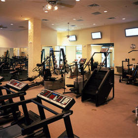 Polo Towers — Fitness Center