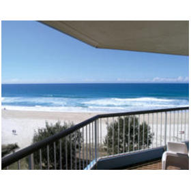 Surfers Royale — - view from timeshare balcony