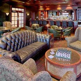 The Inn at Bay Harbor - The cozy South American Grill adjacent to Sagamore's.