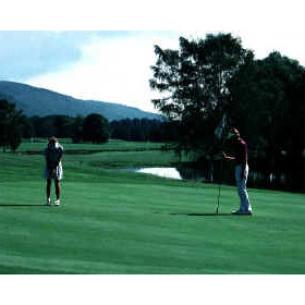 Ridge Top Village and Ridge Top Summit at Shawnee Resort — - On Site Golf