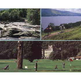 Moness Country Club - area activities