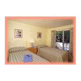 The St. George's Club - Unit Guest Bedroom