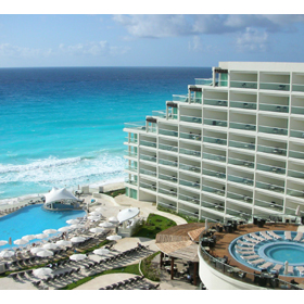 Hard Rock Hotel Cancun - beach