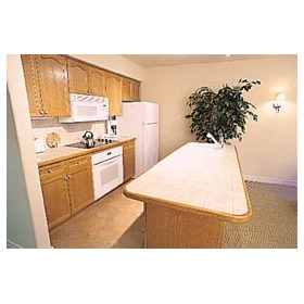 Carriage Hills Resort — - Unit Kitchen