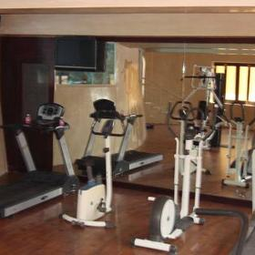Ajit Bhawan - Fitness Center