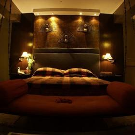 Ajit Bhawan - Luxury Room