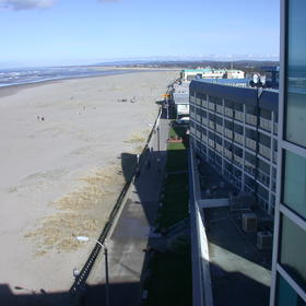 The Resort at Seaside (WorldMark) — View from some units
