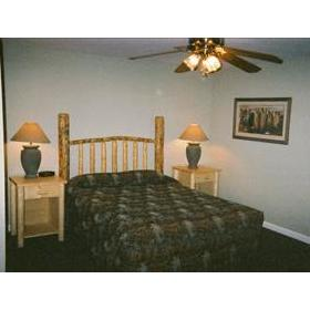 Bedroom at Jackson Pines