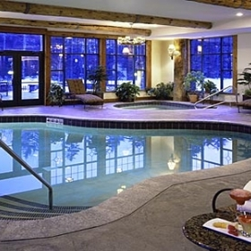 The Whiteface Lodge — - Indoor Pool