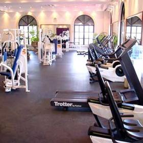 Hard Rock Hotel Riviera Maya — Exercise Facility