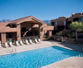 Sedona Summit - Main pool