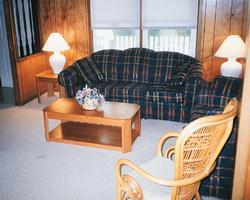 The Windjammer - Unit Living Area