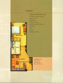 Moorea Floor Plan