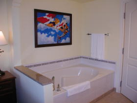 Unit Bath Tub