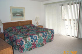 Foxrun Townhouses - Unit Bedroom