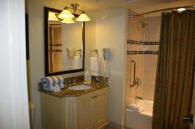 Unit Guest Bathroom