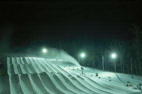 Woodstone at Massanutten - Snow Tubing Park