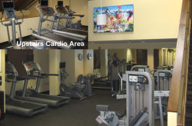 Cedar & Aspen at Streamside - Fitness Center