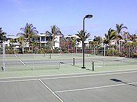 Wyndham Mauna Loa Village - Tennis Courts