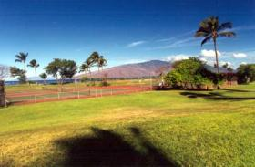 Maui Schooner - View From Lanai