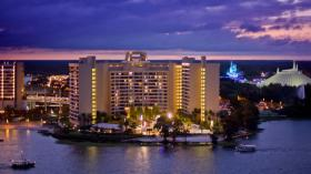 Bay Lake Towers at Disney's Contemporary Resort