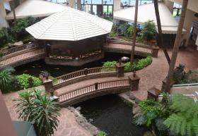 Resort Atrium