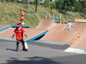 Woodstone at Massanutten - Skate Park