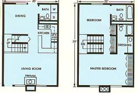 Orofino by Straight Creek - Unit Floor Plan